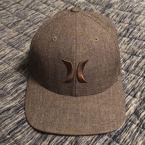 Hurley flex fit hat. L-XL